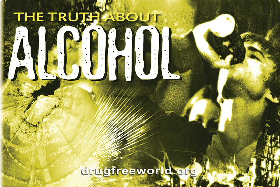 The Truth About Alcohol Booklet