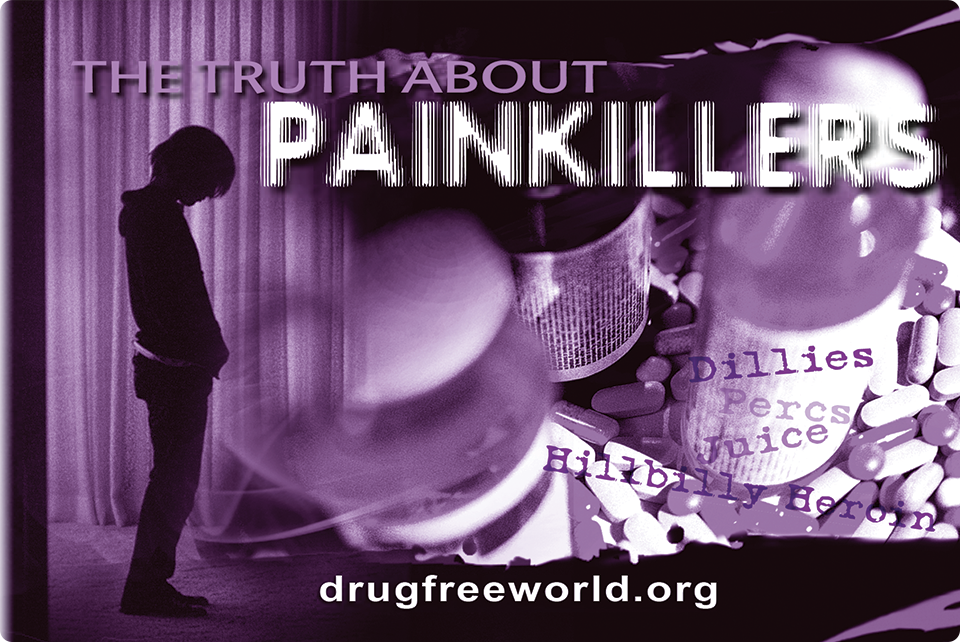 The Truth About Painkillers Booklet
