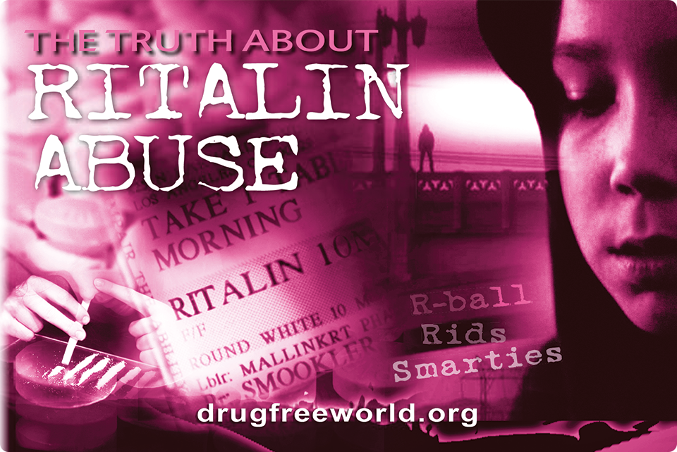 The Truth About Ritalin Booklet