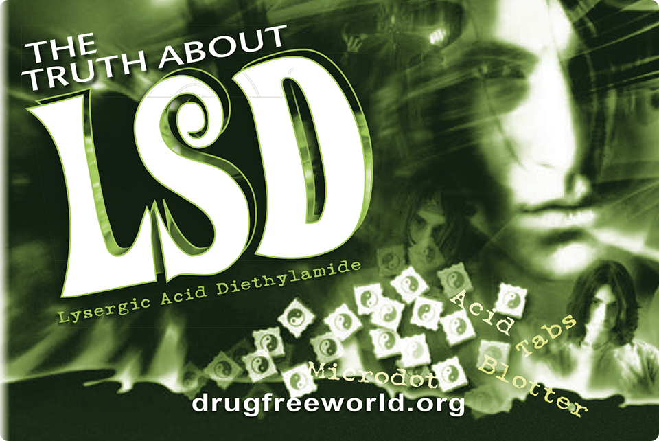 The Truth About LSD Booklet