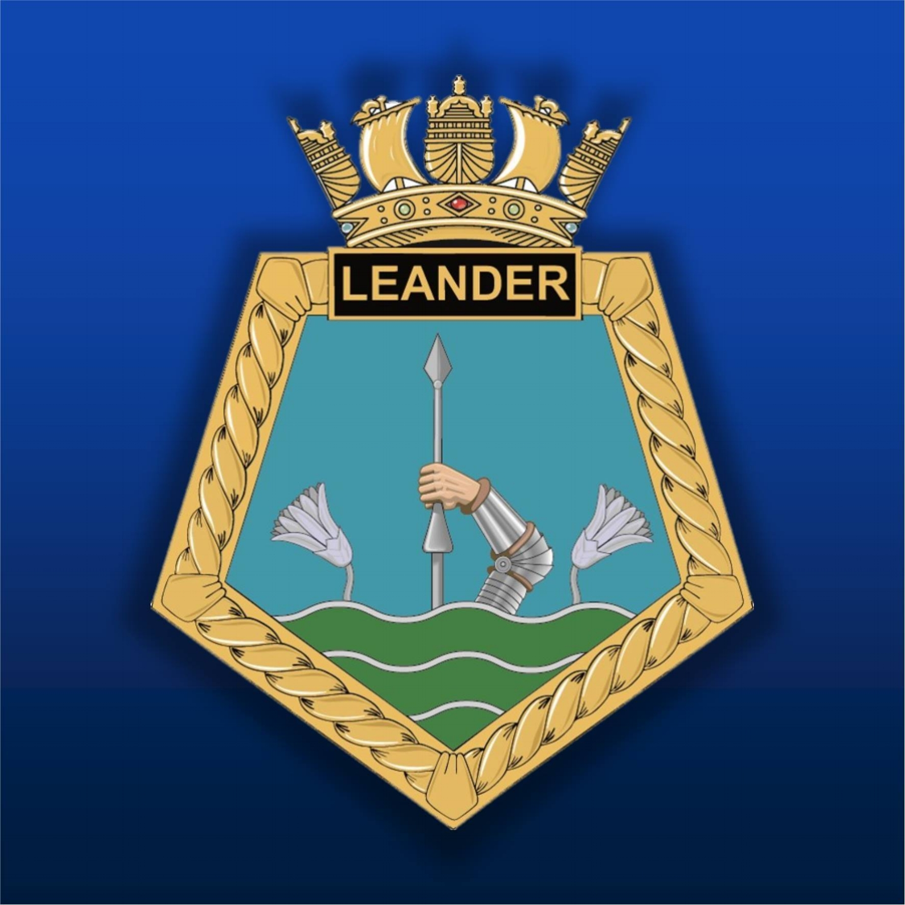 TS Leander