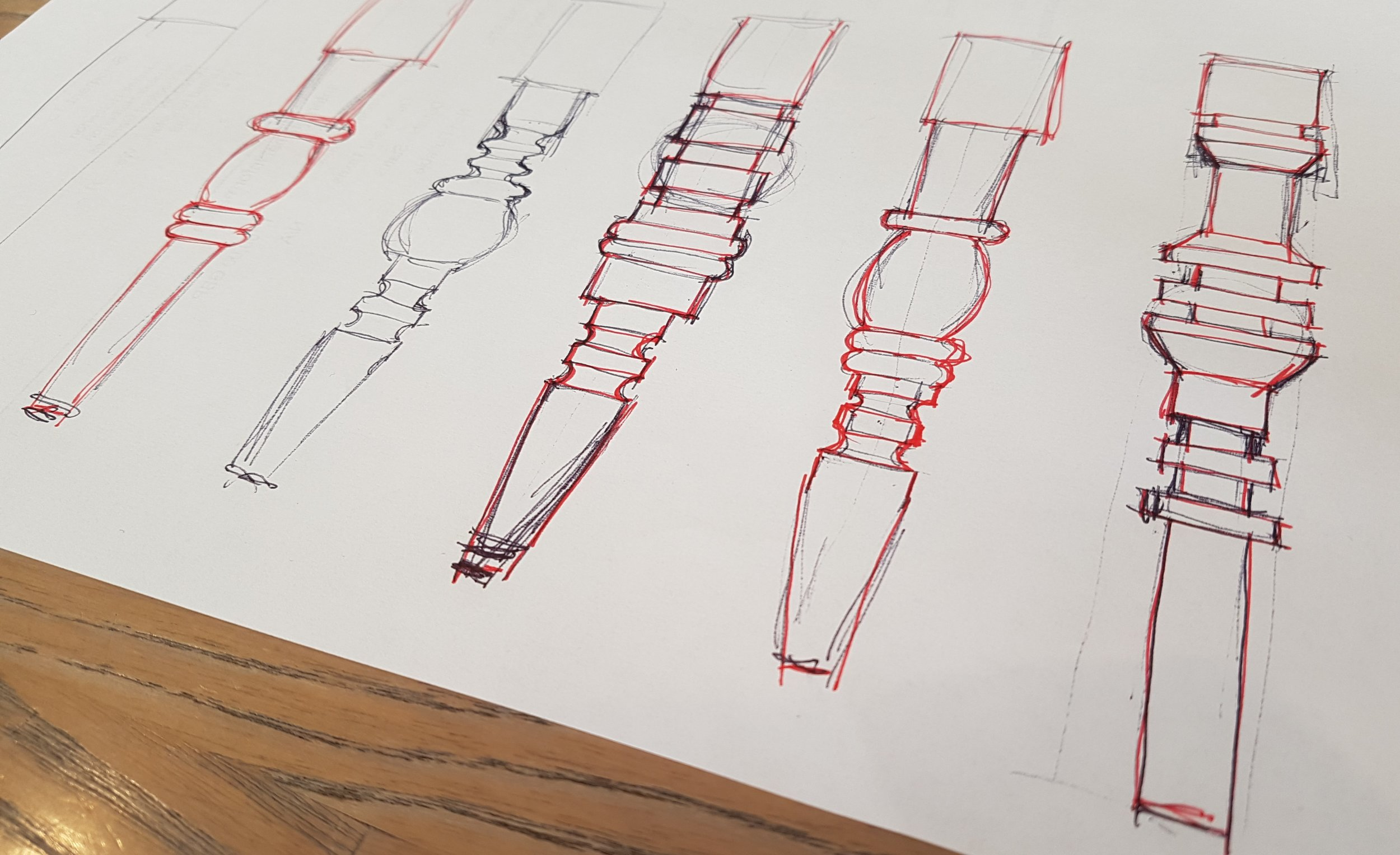 leg designs