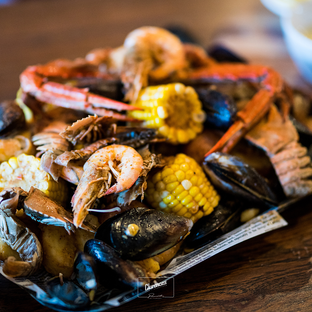 Cajun Sunday s returns | Join us on May 26th from 12-6pm for an authentic Louisiana Seafood Boil Up.