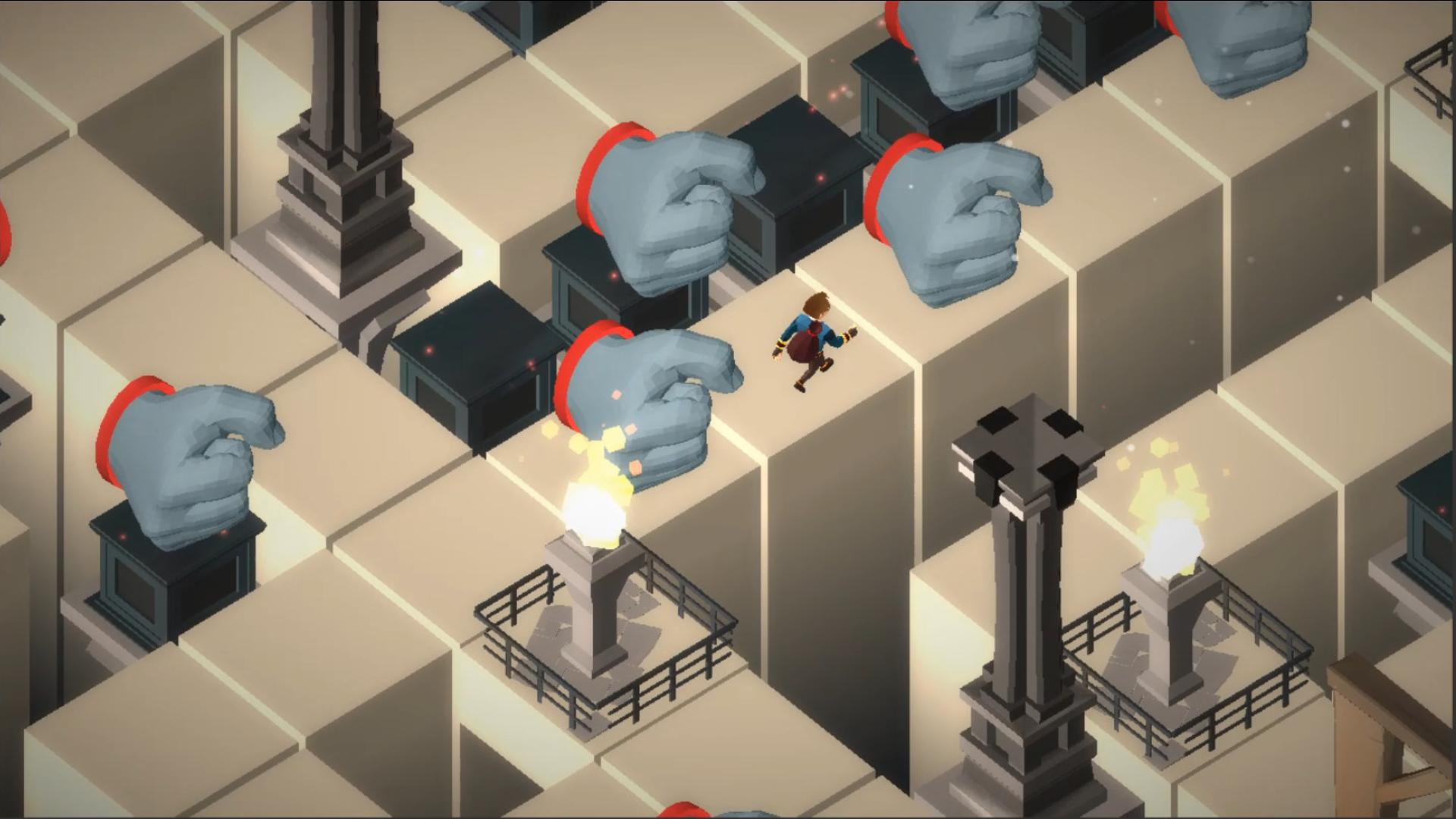 Maze of Magic avoid traps