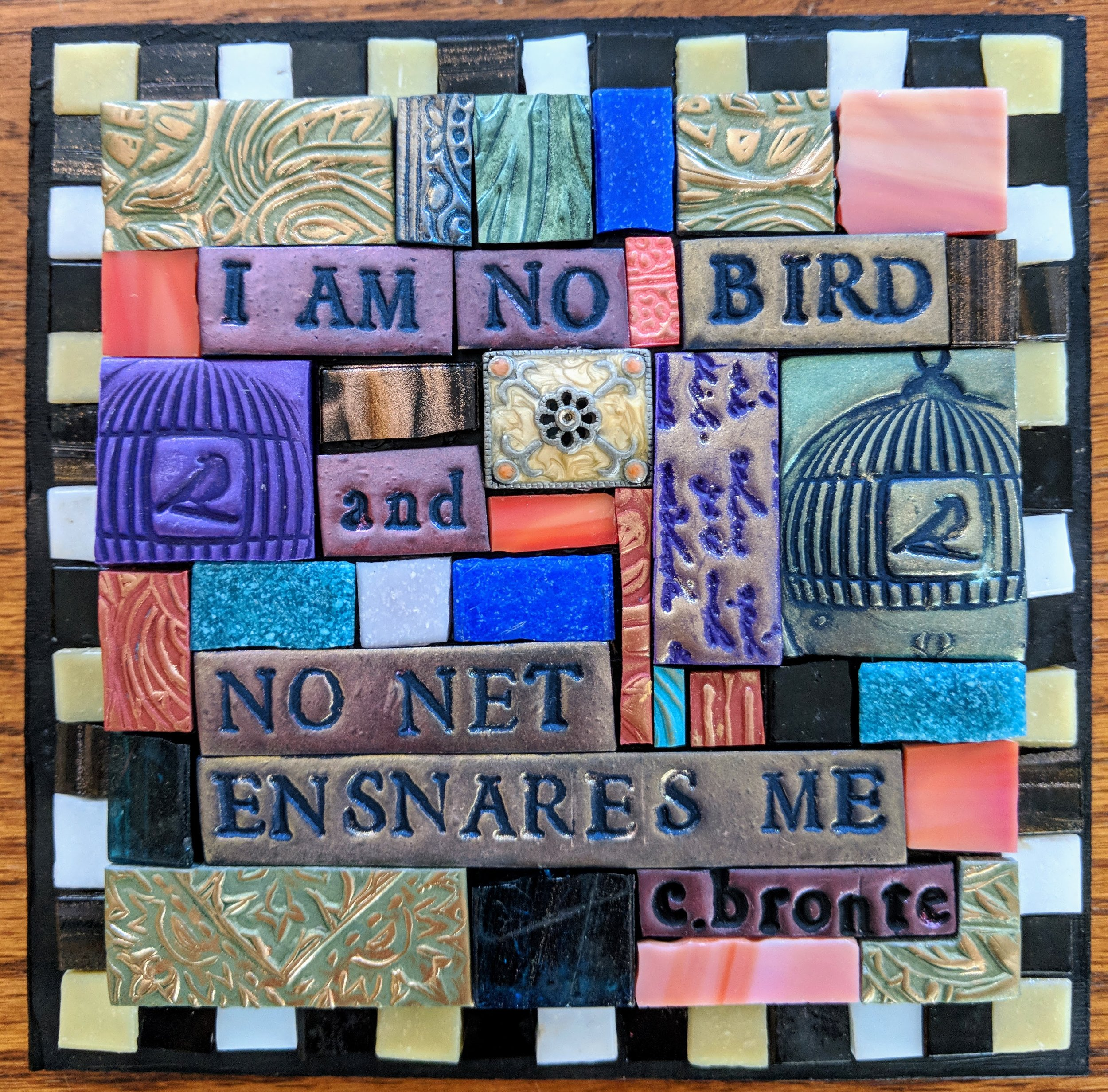 Mosaic by Rachel Kennedy