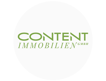 Die Content Immobilien GmbH mit Sitz in Berlin ist ein sehr beliebter und erfahrener Makler, der auch eigene Projekte realisiert. Hier können Sie Häuser und Wohnungen mieten, Mehrfamilienhäuser und Eigentumswohnungen kaufen. Ein qualifiziertes persönliches Team betreut Sie.