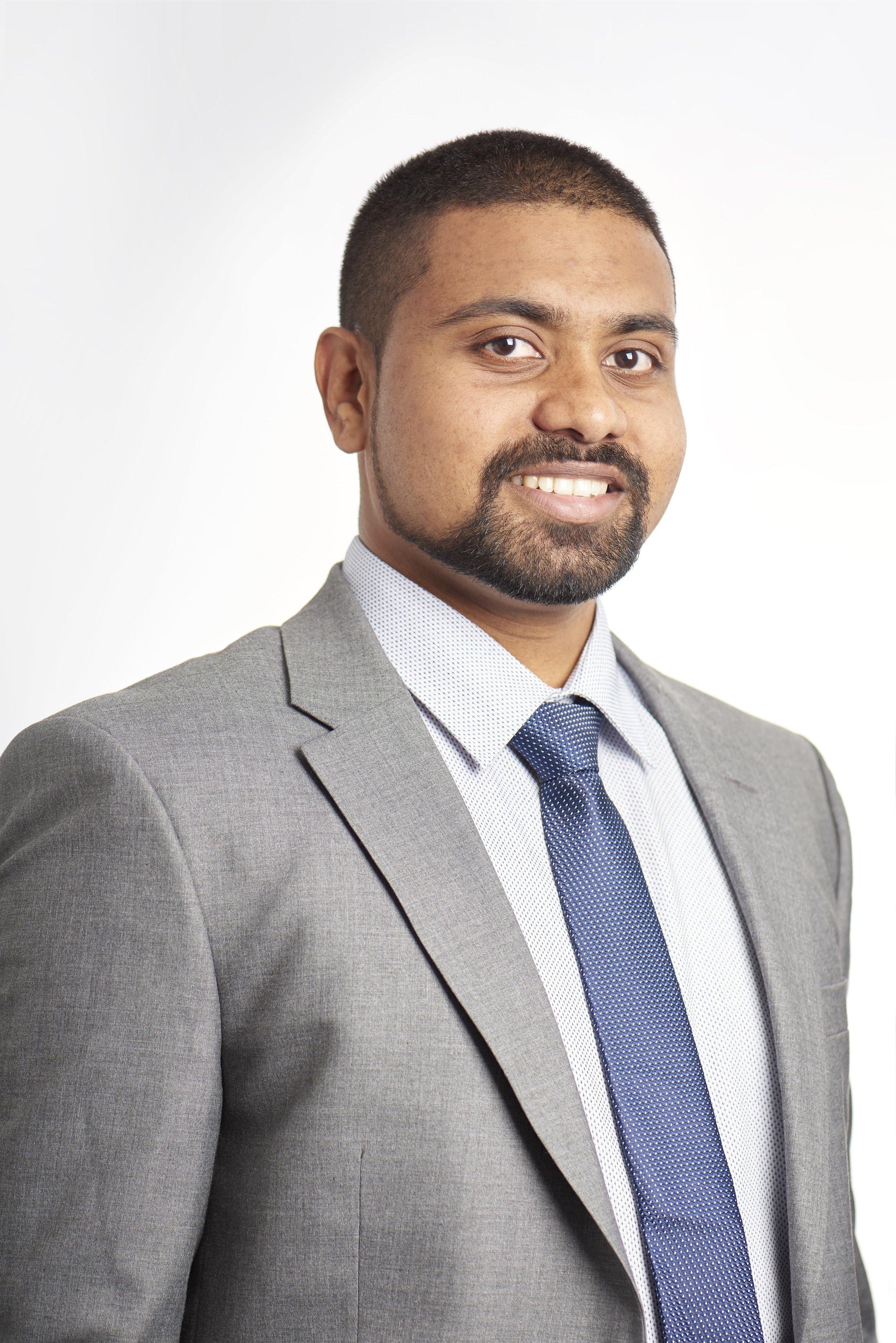 Kiran Rajendran
