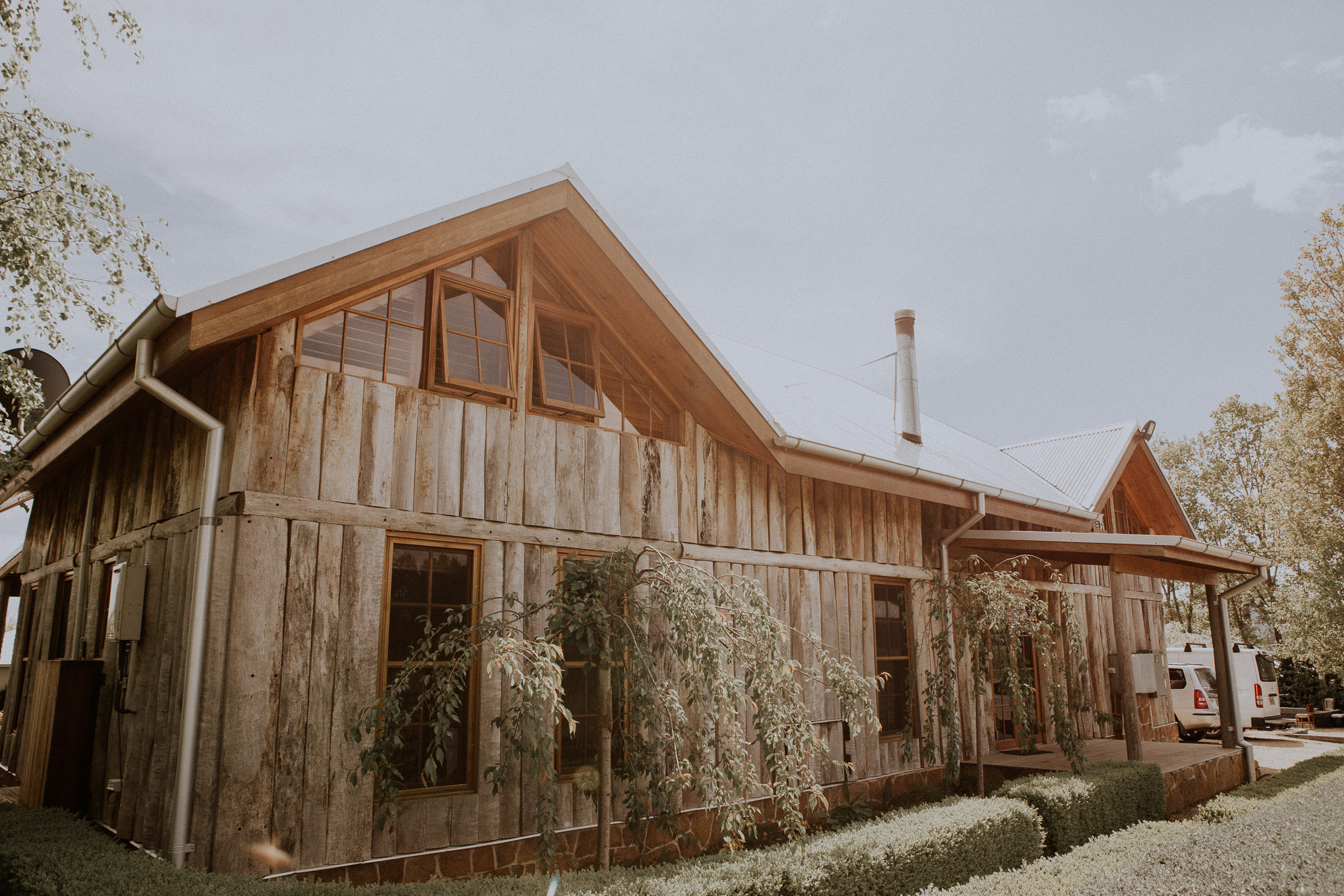 Emotional Rustic Blue Mountains wedding at Waldara Farm