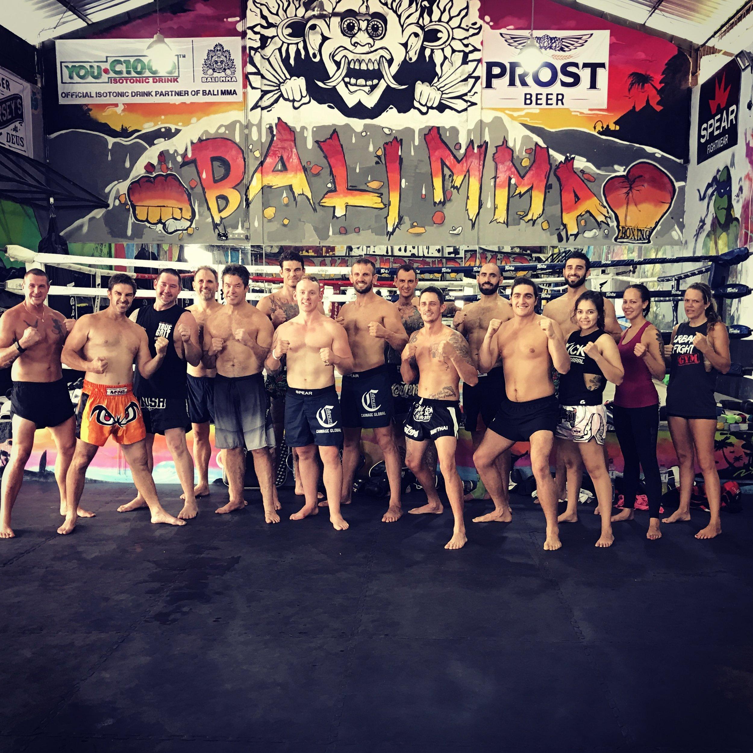 Ultimate Warrior Retreat - Bali - Indonesia