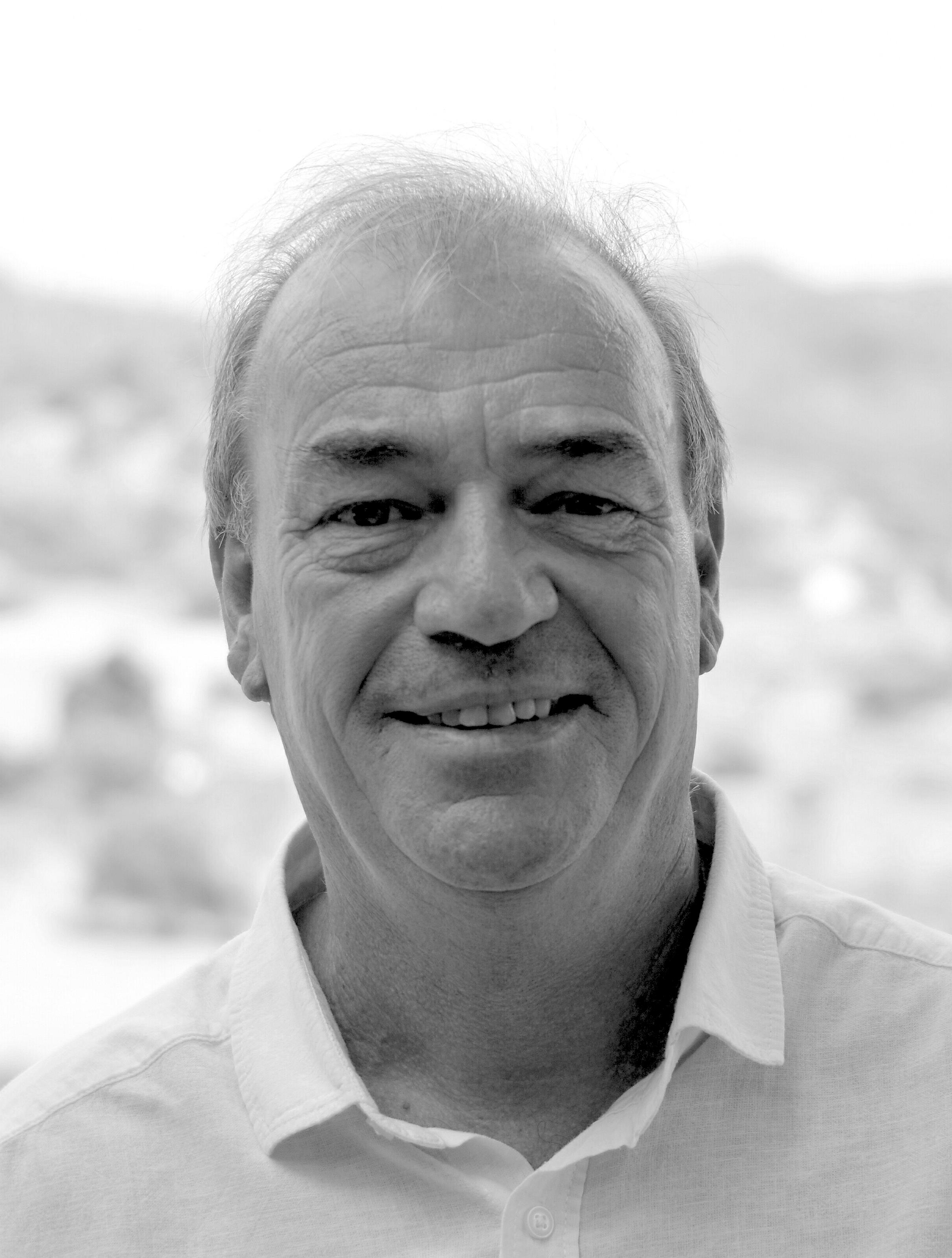 Patrick Yeoward, Senior Superyacht Consultant