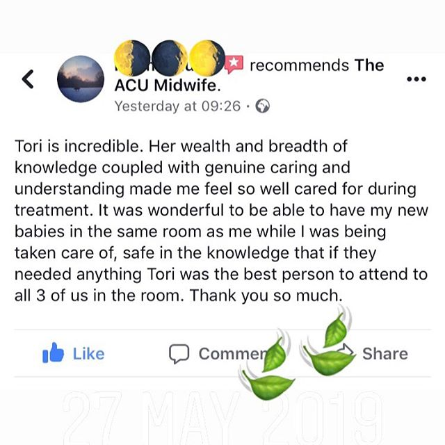 "Thank you 🙌🏼thank you 🙌🏼thank you! • • • To all of my wonderful postnatal clients, it's such a privilege to be welcomed into your homes shortly after birth! • The postnatal period or ""fourth trimester"" is a sacred time which should be reserved for bonding, healing, and restoring energies! • • Head over to @sarahtessierdoula website to download a postnatal plan!  I can't recommend planning this period enough, research shows that having good support in the postnatal period drastically reduces the risk of postnatal depression, psychosis and feelings of isolation. • • During the antenatal period, research what your local area has to offer. Look out for children's centres, mother and baby groups, feeding groups, sling libraries and practitioners such as myself who can offer postnatal home treatments (and are well equipped to deal with babies waking during treatments as-well!) • • Postnatal treatments may be at the bottom of your list on days when showering and eating are a mammoth task, but it's well worth it to find the time to look after yourselves... 🍃Happy mum = Happy baby🍃 • • See website for further details on antenatal and postnatal treatments☝🏽 link in bio • • #holistichealing #holistichealth #complementarymedicine #complemetarytherapies #acupuncture #acupuncturemidwife #womenshealth #pregnancy #midwife #birth #postnatalrecovery #fourthtrimester  #london #northlondon #hampsteadmums #muswellhillmums #barnetmums #northlondonmums #enfieldmums"