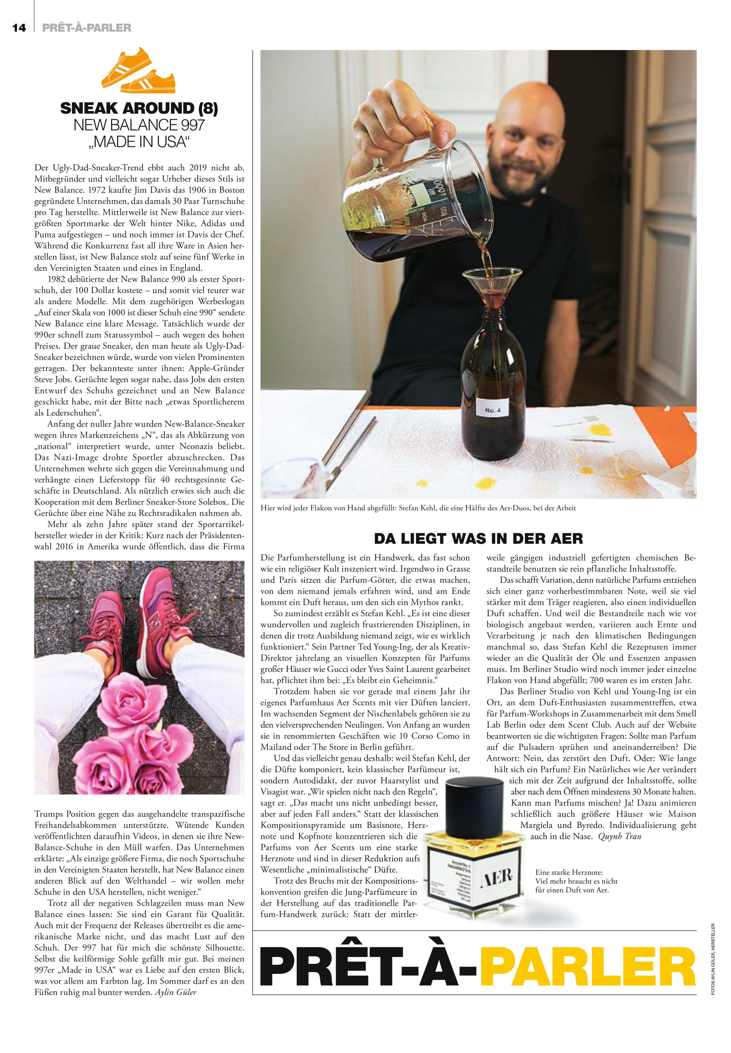 Frankfurter Allgemeine Magazine, June 2019