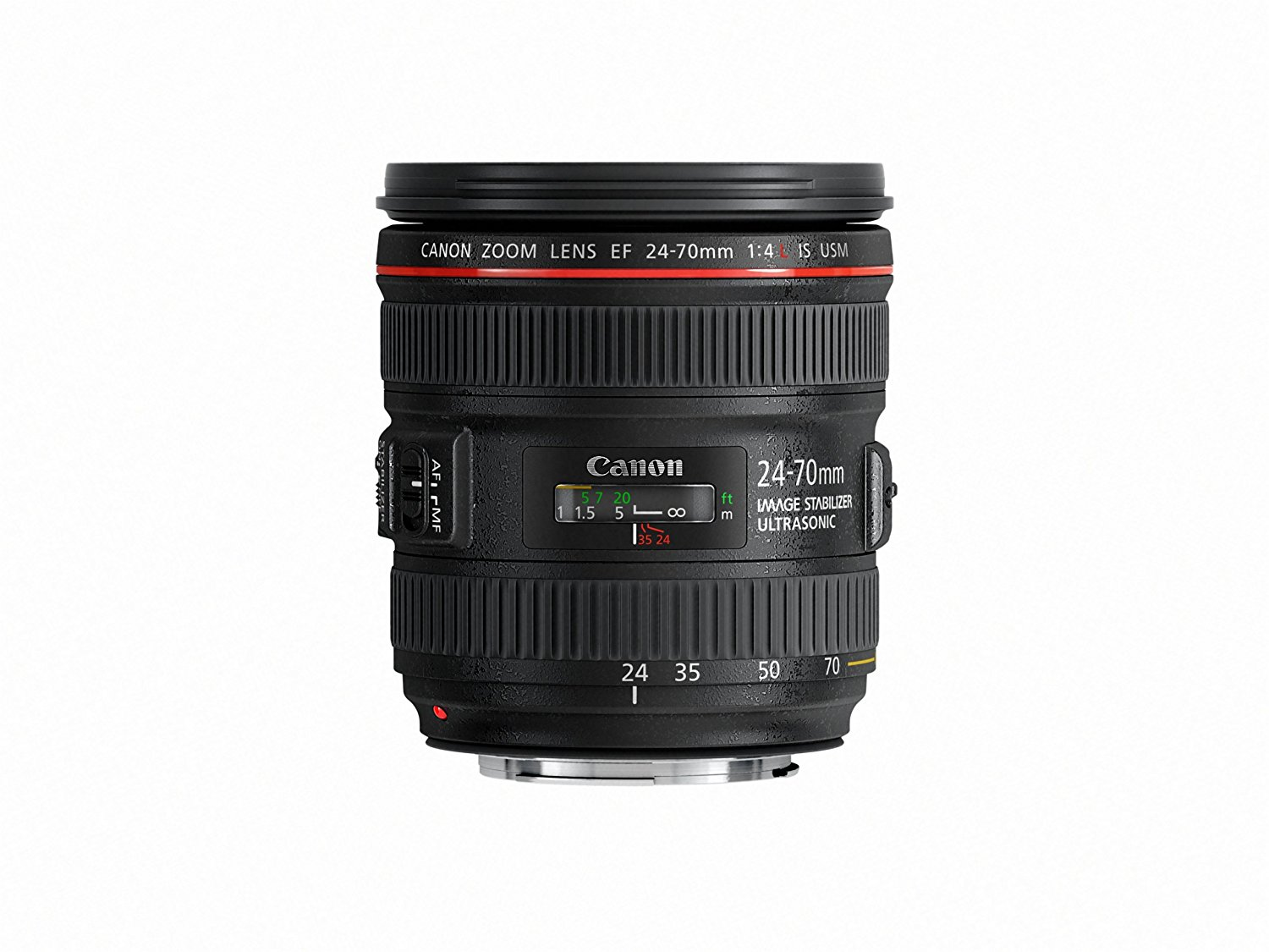 Wide Angle –   Canon EF 24-70mm f/4.0L Zoom   This seems to be the standard  go to  lens for most Canon photographers and I use mostly for weddings and landscapes.