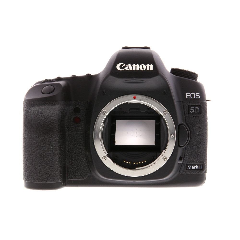 Back-up camera –  Canon EOS 5D  Mark II  Incase the unimaginable happens!