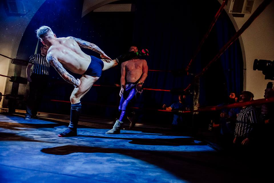 Chris Ridgeway betrays Jack Sexsmith  (photo: The Head Drop)