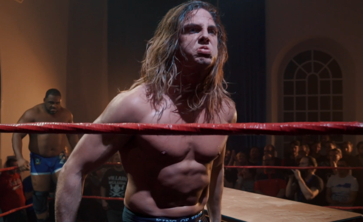 Matt Riddle went to war with Keith Lee and Jimmy Havoc in a gargantuan tables match at RIPTIDE Point Break