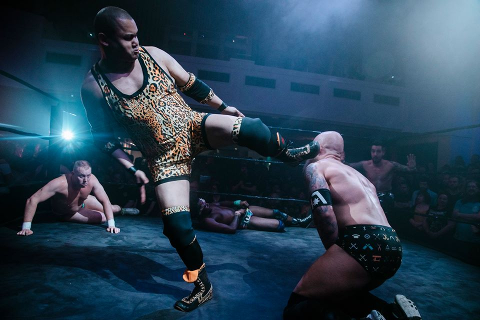 Cassius dazzles Ashmore at the 2019 RIPTIDE Rumble  photo: The Head Drop