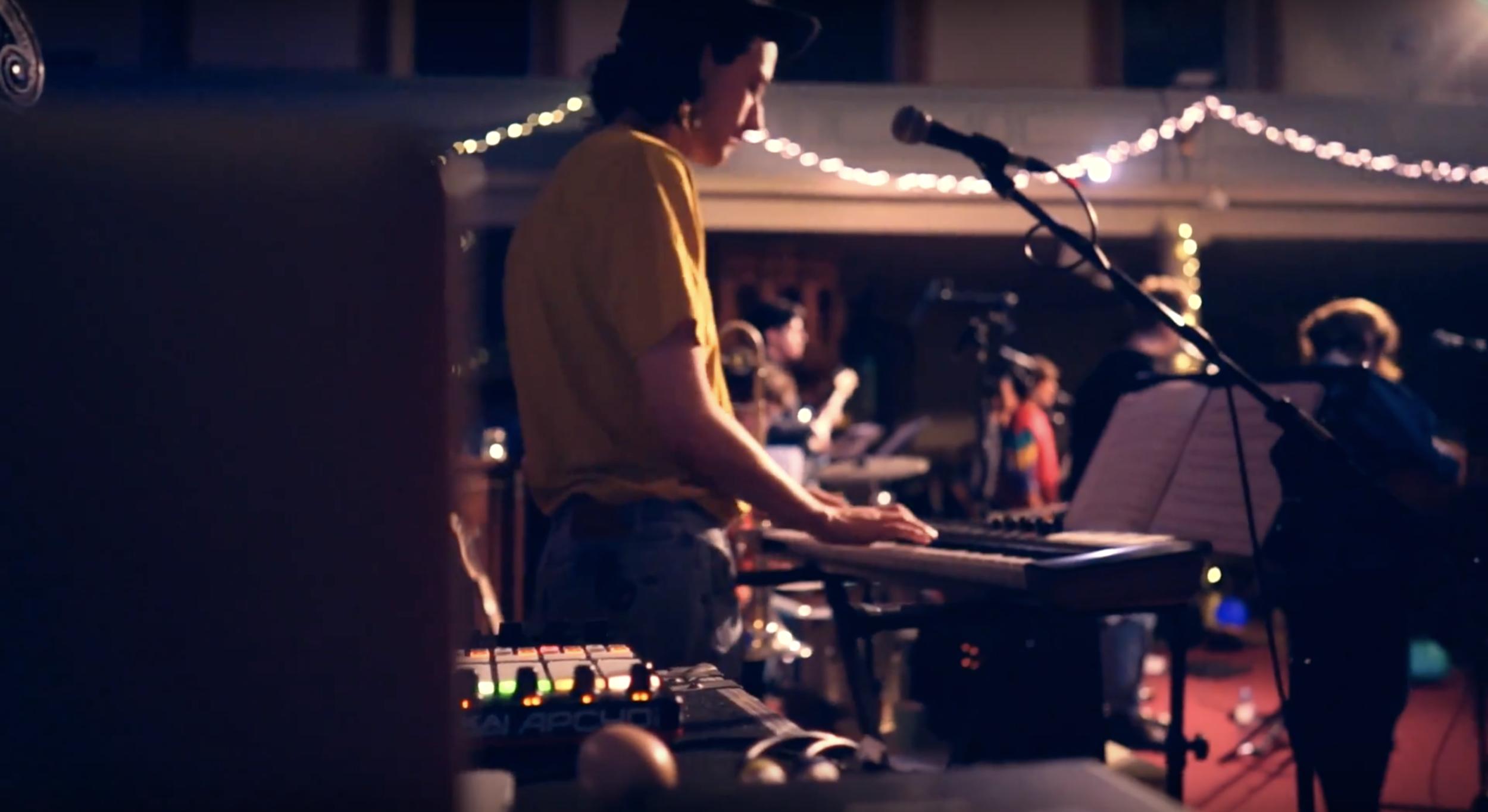 Matt Huxley   Matt is a musician, composer and one half of electronic duo  Strange Boy .   http://matthuxley.co.uk