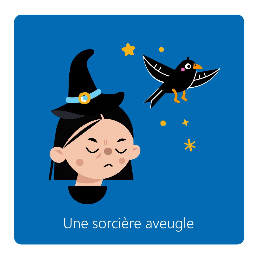 Hansel & Gretel - Vector Illustration © Emeline Barrea, All rights reserved