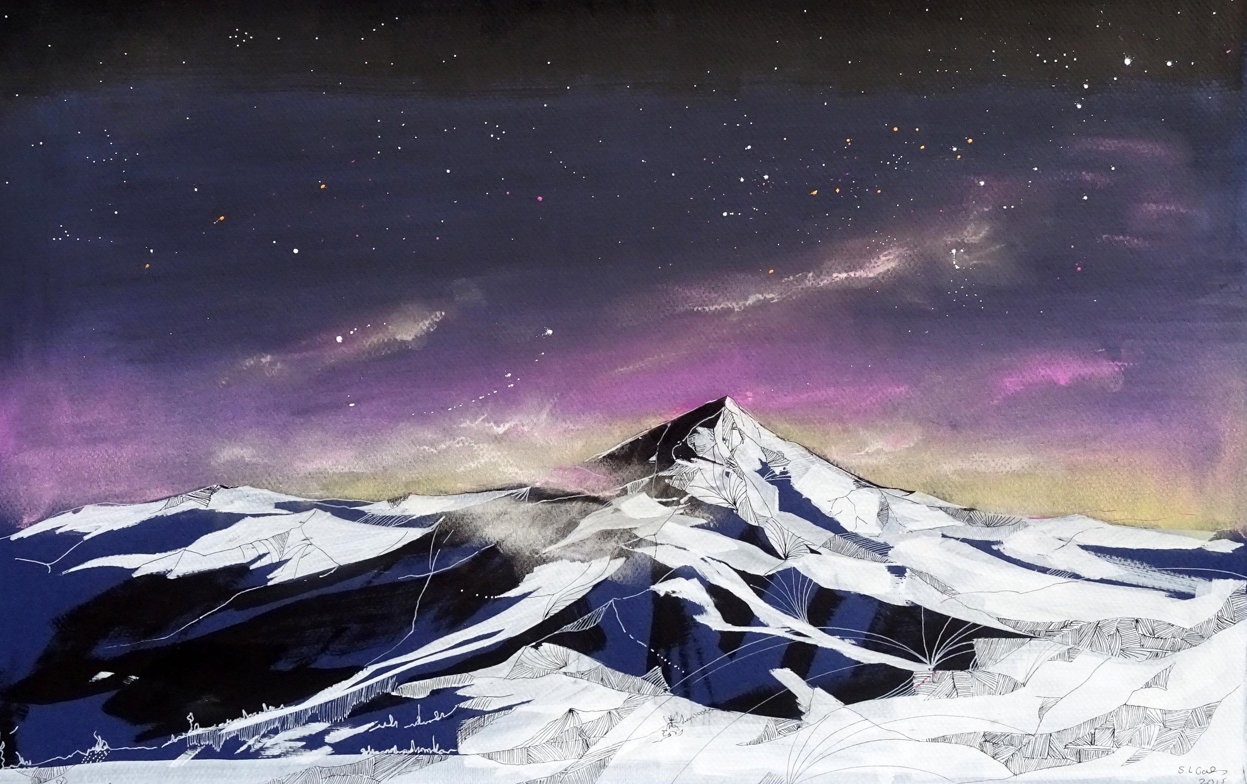 Arctic Constellations SOLD