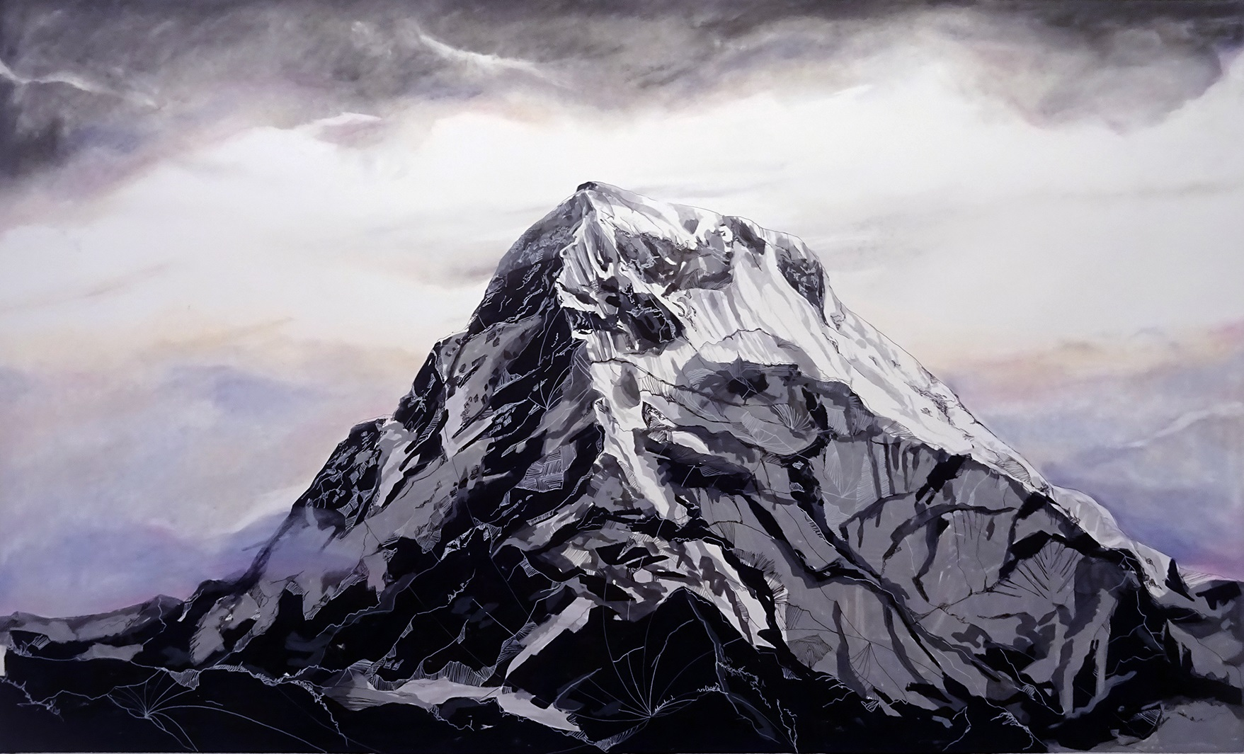 Mount Everest SOLD