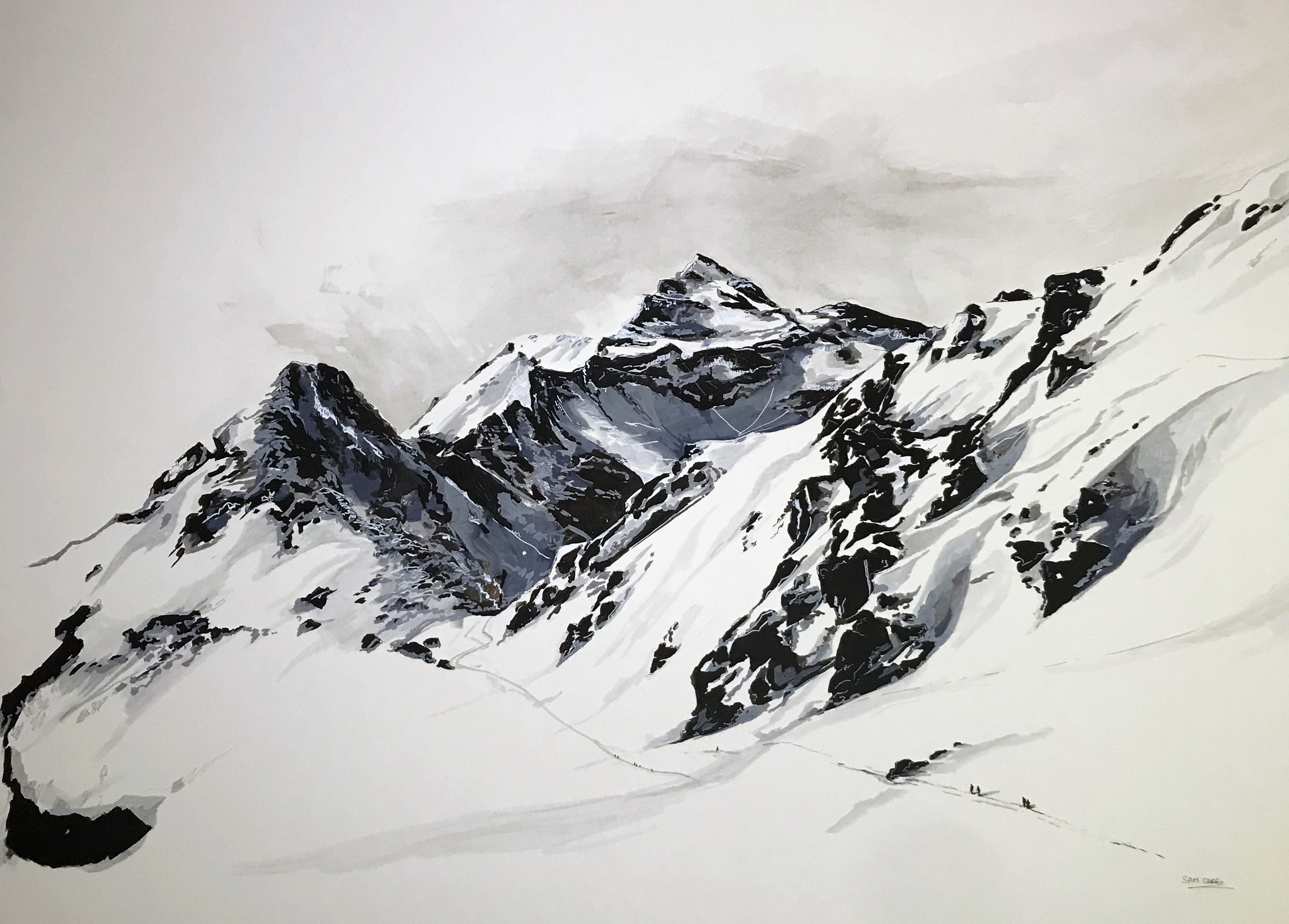 Three Valley's, France, SOLD