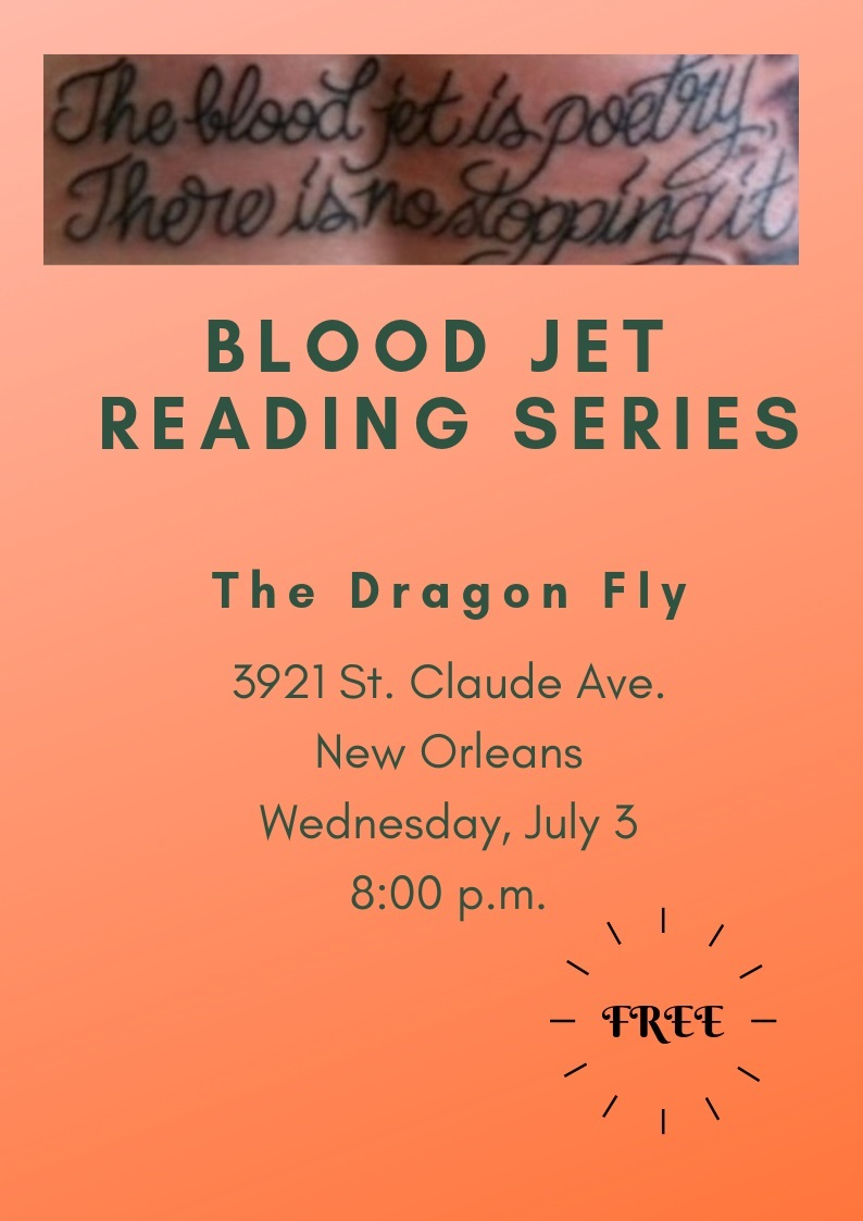keturah kendrick at Blood Jet reading.jpg