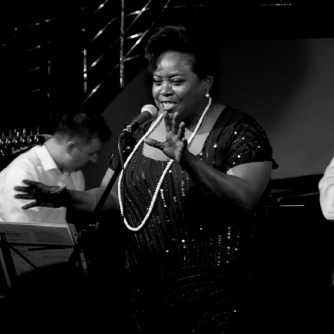 Aydenne Simone & The Big Mama Trio - Thursday 12th September -