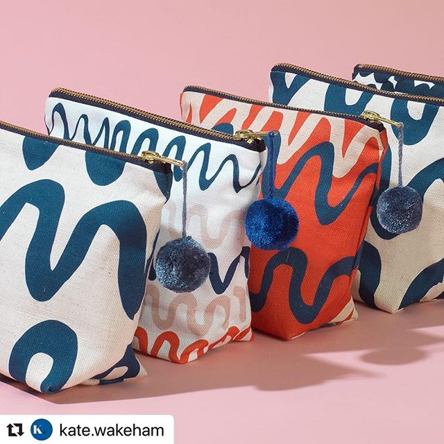 Kate Wakeham, who did website training with me earlier this year, has launched her website!!! Check it out, she's done such a great job, best of luck to you @kate.wakeham! 👇 #Repost @kate.wakeham with @make_repost ・・・ On a rainy Monday evening, what better thing could you be doing than staying warm indoors and taking a peek at my BRAND NEW WEBSITE! It showcases my first collection, RESORT, and includes fabrics, bags and lampshades. Have a look, say hello, sign up to my newsletter, tell all your friends... and if you feel like buying something, don't hold back! There's FREE UK SHIPPING for all of September.  The link is in my bio. Swipe for more info.  And a massive thank you to everyone who has helped me get the site off the ground, particularly  @the.utility.studio @rachel_donati  @misscourage  @garethwakeham  #katewakeham #newventure #textiles #textiledesign  #fabricdesign #bags #lampshades #travelbags #resortcollection