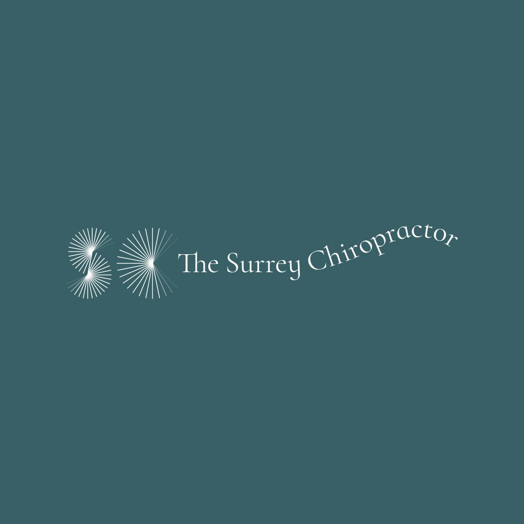 The Surrey Chiropractor logotype