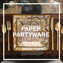DESIGN DESIGN - Paper plates and partyware.