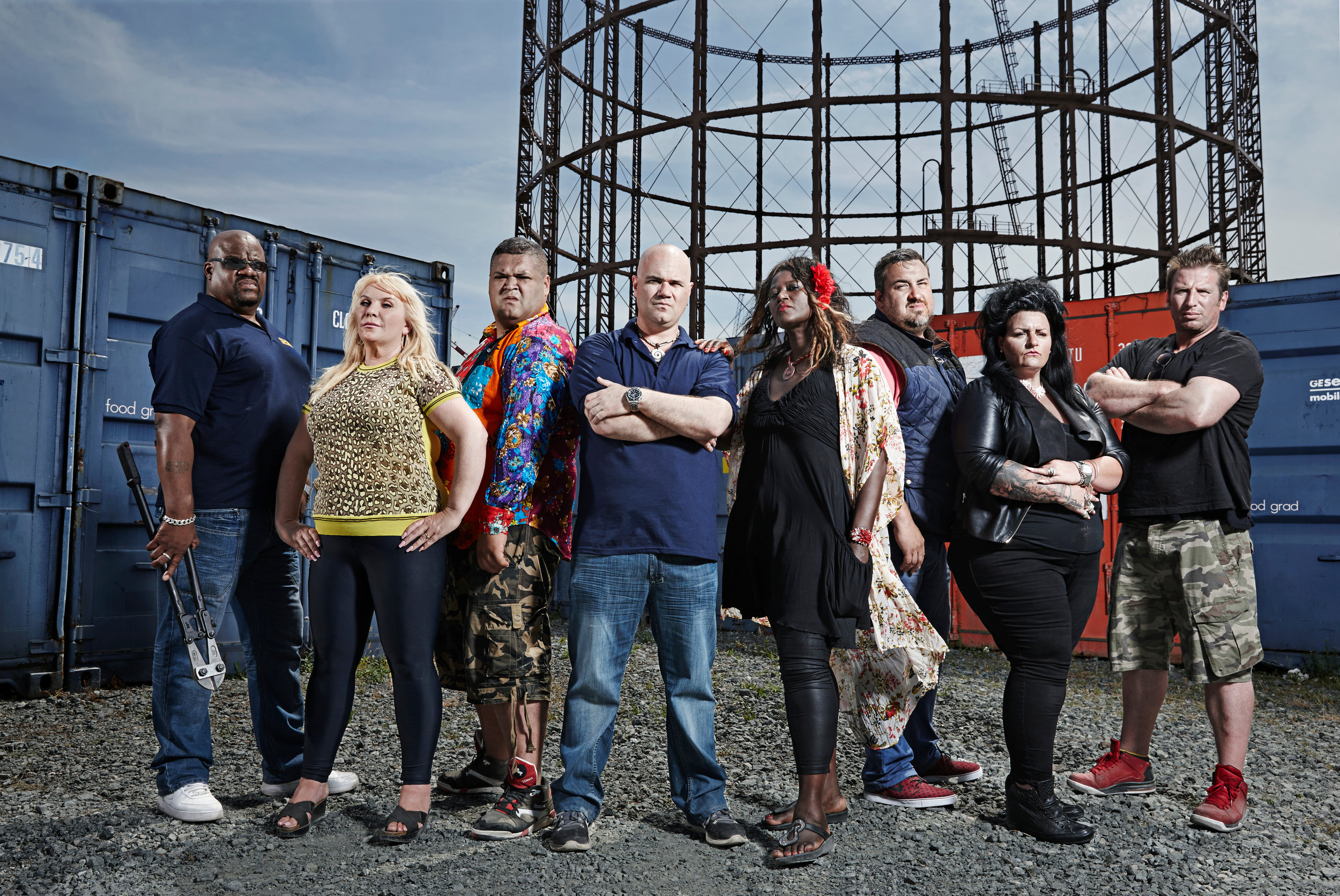 - 1 x Celebrity series1 x Celebrity special5 x UK SeriesDaveFor Promo CLICK HERE