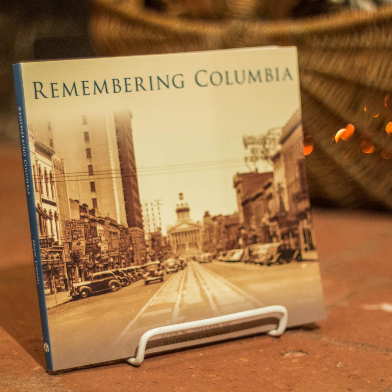 John Sherrer's Remembering Columbia