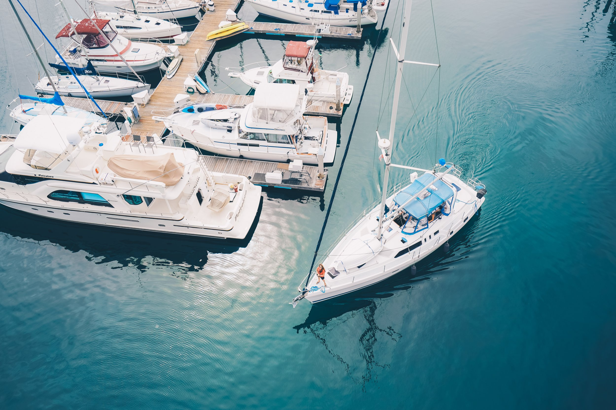 Marinas & Yacht Owners - Whether you need to monitor just one vacant boat or a whole marina of them, MarCELL is a simple and affordable solution for protecting your valuable investment that is vulnerable to power outages, extreme temperature changes and water leaks.