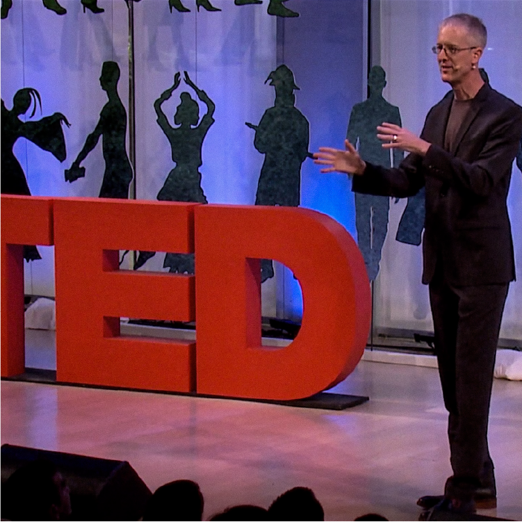 The TED Talk -