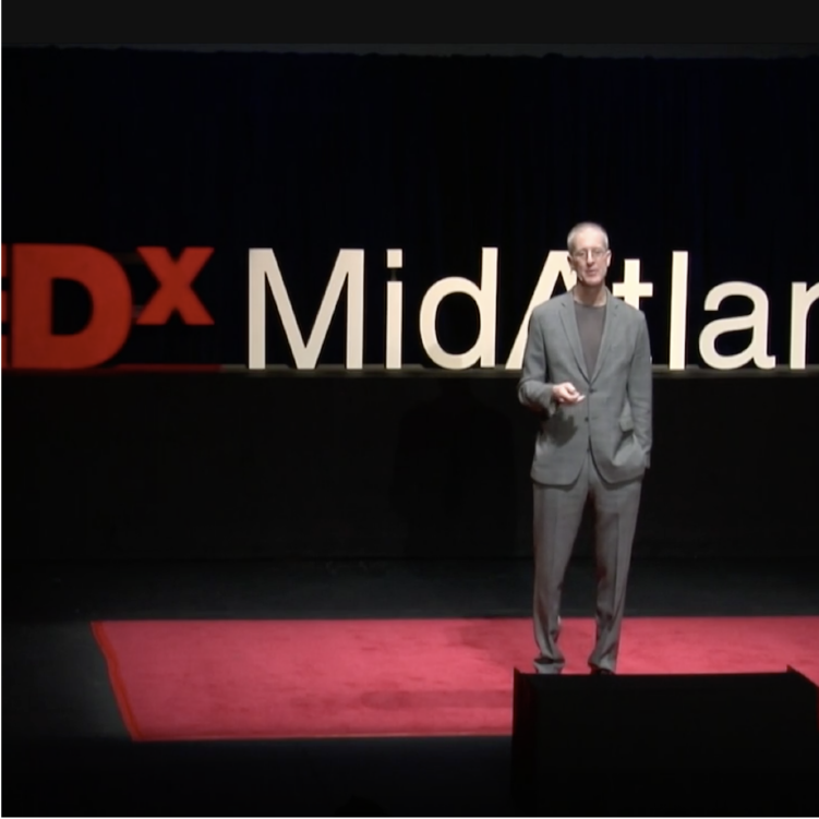 The Entirely Different TED Talk -