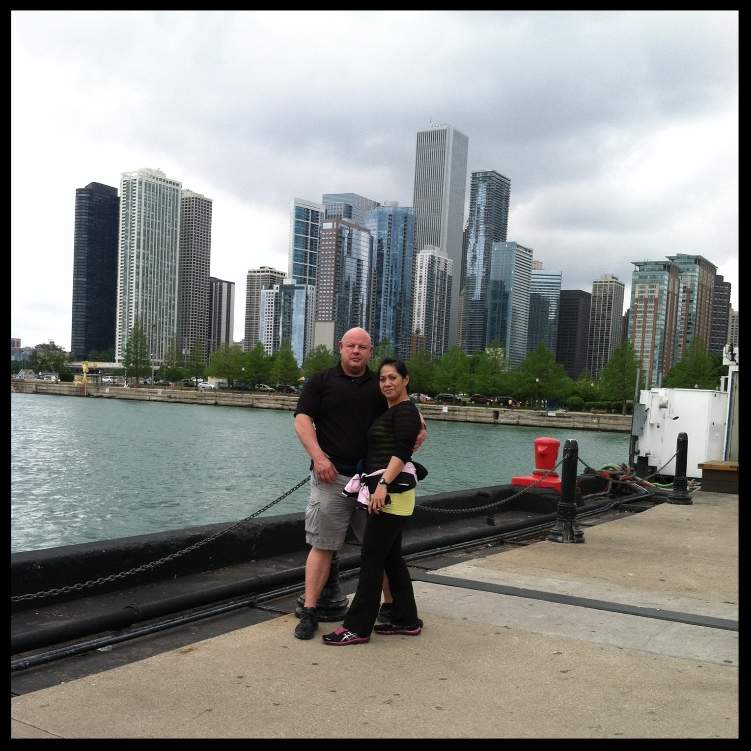 Joe and Joy in Chicago.JPG