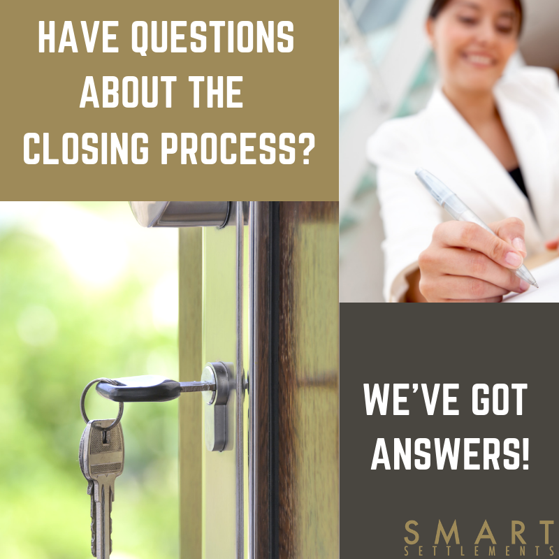 Check out our FAQs on the Closing Process! -