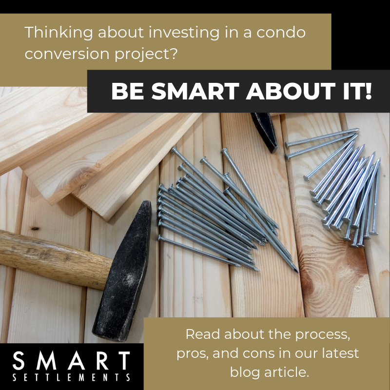 Check out the condo conversion process in our latest article! -