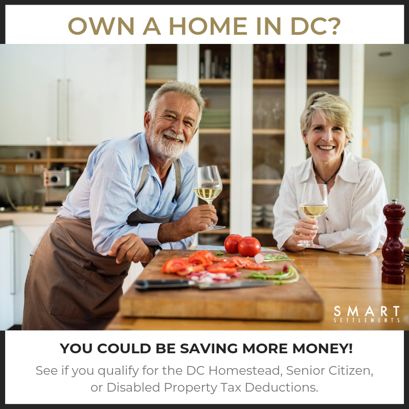 Check out FAQs on DC Homestead and Senior Citizen Tax Benefit! -