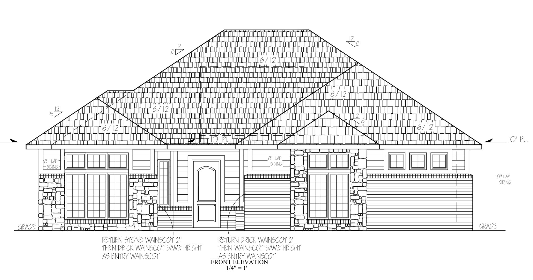 6391 Venice - 3 bedroom, 2 bathroom1865 square feet$325,796