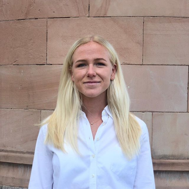 """Meet our """"skåning"""" Matilda 👋 Matilda joined Ateles in February 2019 while writing her thesis within CRO. After graduating from university with a Master of Science in interaction technology and design (well done 👏), she joined our Business Optimization team as UX-consultant. We are super happy to have you on board, Matilda! 🚀  #weareateles #tech #innovation #creative #ecom #ecommerce #digitaltransformation"""