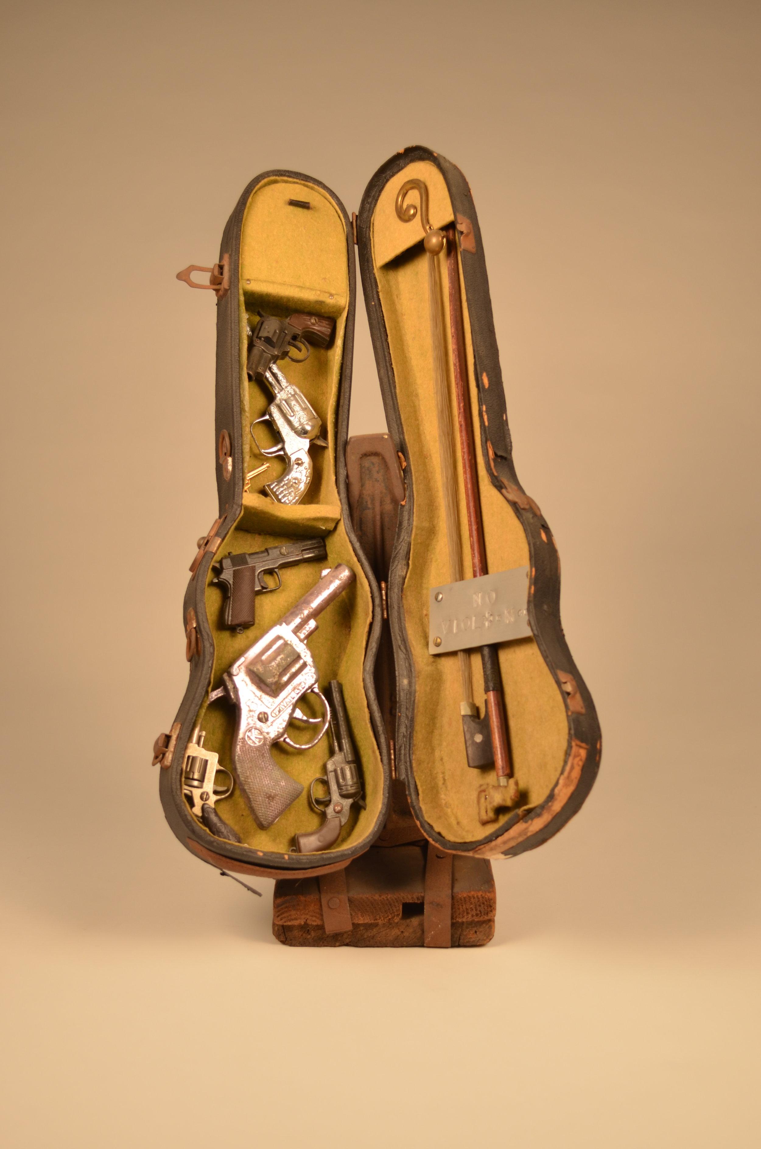 No Violin(ence).