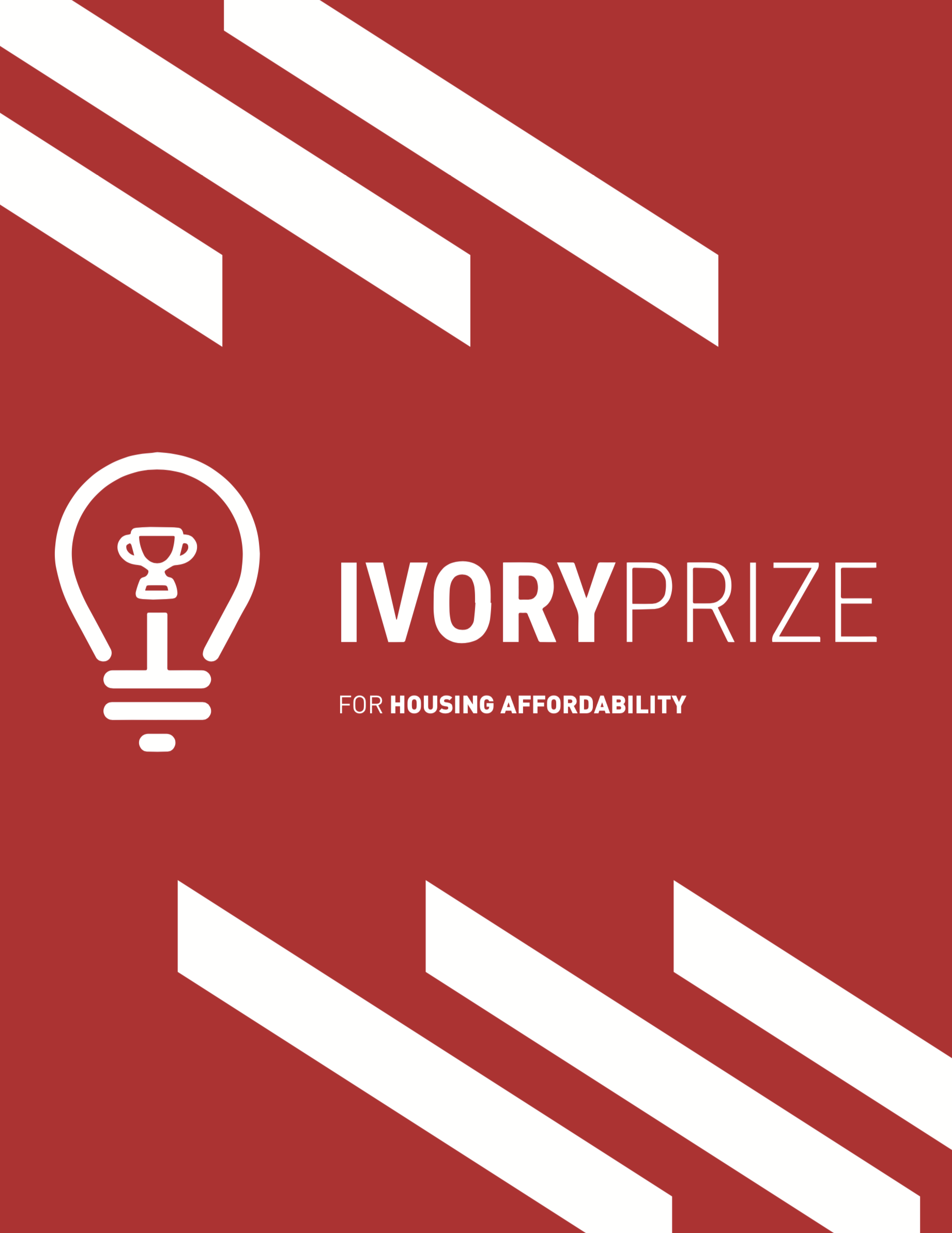 2019 Takeaways - Through the Ivory Prize process, we have learned that a key part of the prescription is innovation - one step at a time. Read about our winners and the first round of insights.