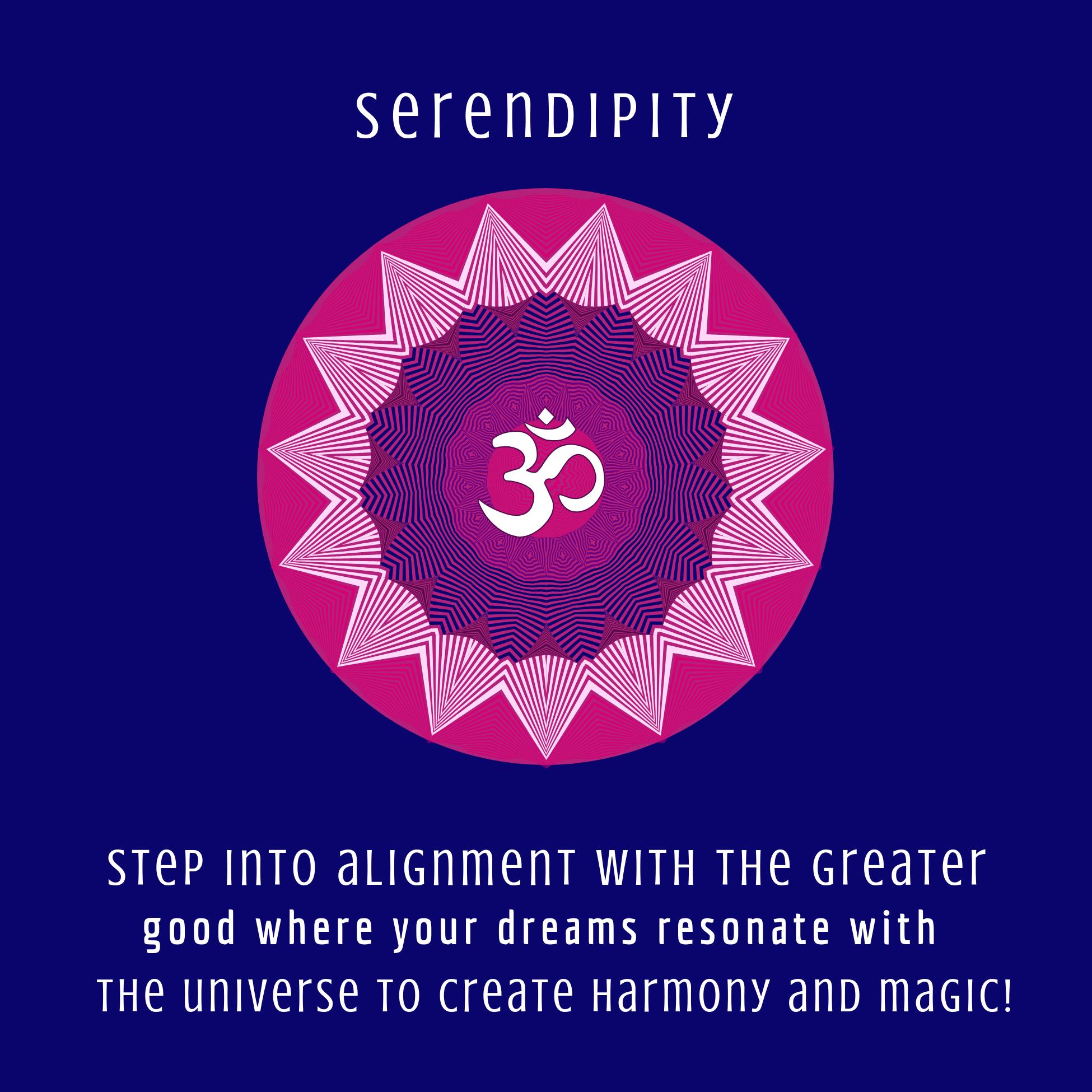 Serendipity Create Soul Practice