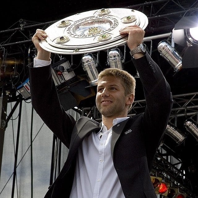 Thomas Hitzlsperger is a Bundesliga title winner and German international and also one of the few LGBT people working in professional football, highlighting the glaring lack of players who feel safe in being who they are in football, but he's helping break down the barriers!