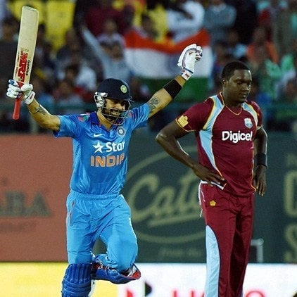 Today we have action from the first ODI match between West Indies and India, with the two just finishing a t20 series that India won 3-0, can the Windies do better this time round?  West Indies V India Today from 2:30pm at New Unity! Get 20% off drinks with an NUS card!