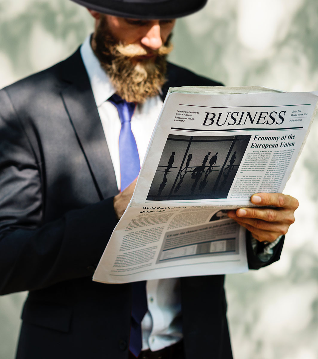 THURSDAYBusiness & Torah - Community rabbinical experts will be providing insights on adapting Torah principles to your business and profession.