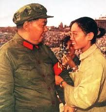 Mao famously told a red guard to stop being gentle. Go ahead and use force to battle the  devils and demons.