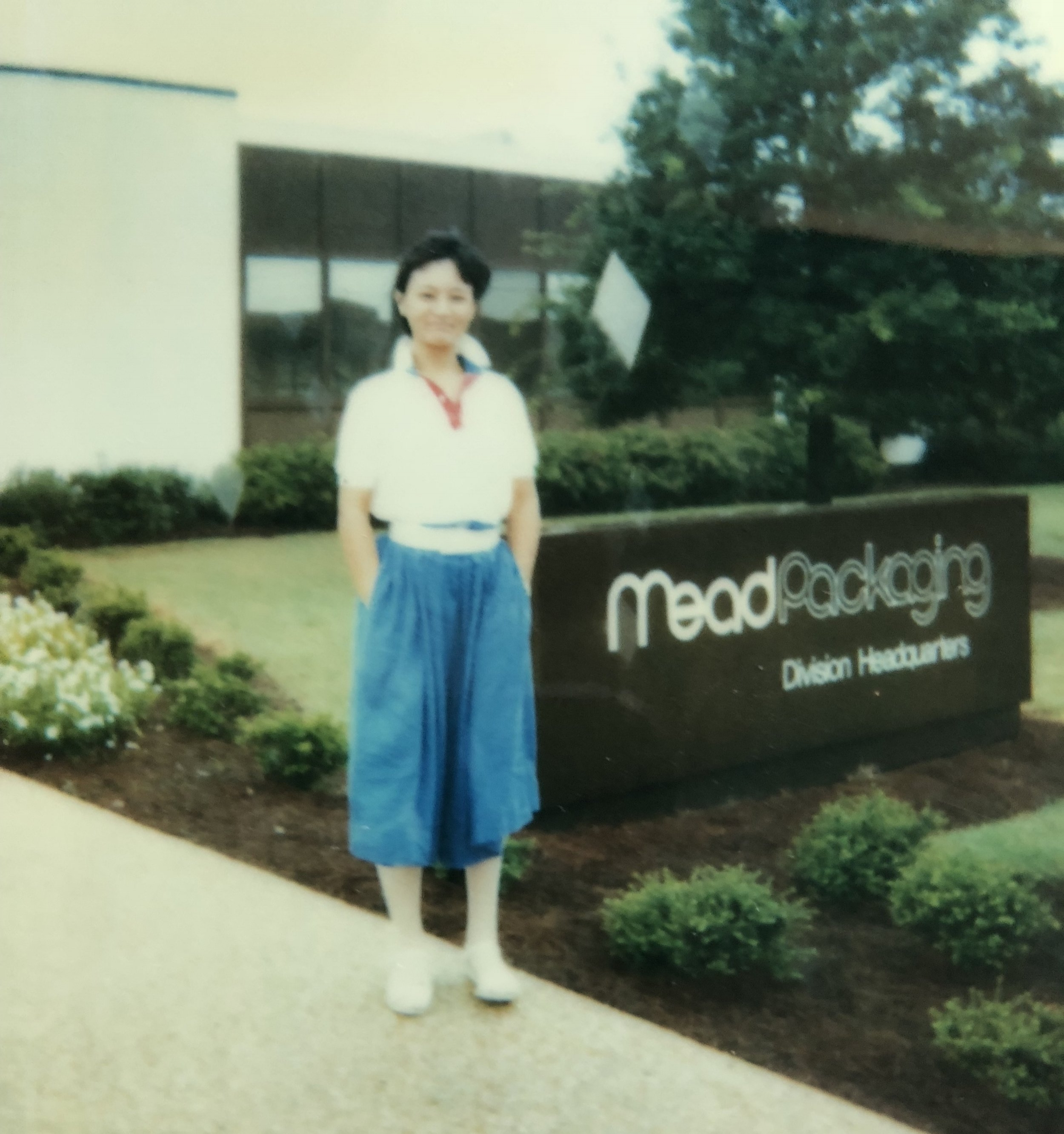 I interned at Mead Packaging which was planning for a joint venture in China.